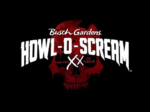 Busch Gardens Howl O Scream Auditions Williamsburg Garden Ftempo