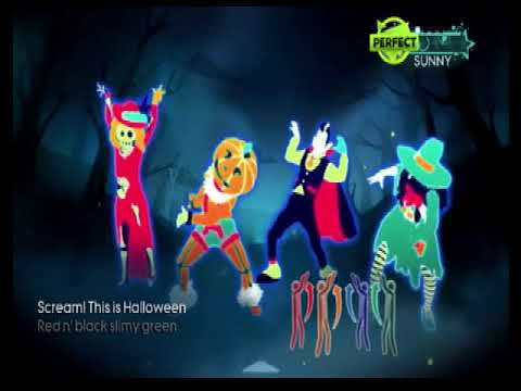 This Is Halloween Just Dance 2020 Wii Just Dance 3 (This Is Halloween )Sunny 6 23 2020   YouTube