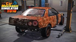 Car Mechanic Simulator - Restoration Garage 3 - Nissan Skyline R34