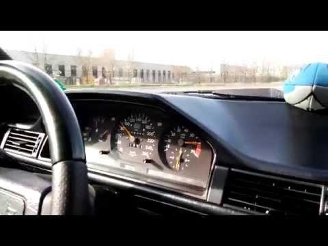 Mercedes-Benz W124 2.0 Turbo
