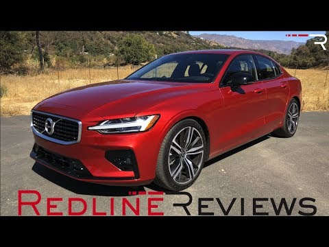 2019 Volvo S60 T6 R-Design – Germany Watch Your Back!