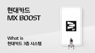 [현대카드 MX BOOST] 3층 시스템 튜토리얼
