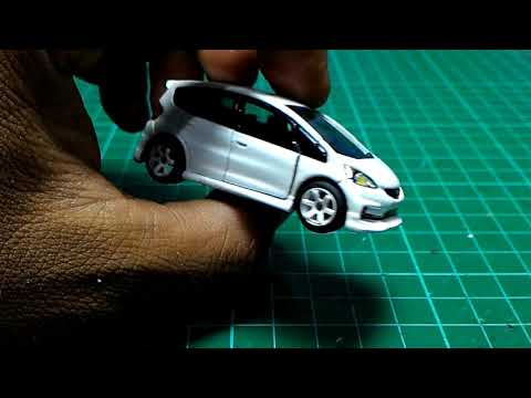 Tomica jazz by BMJ diecast custom