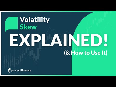 Implied Volatility Skew & Three Things It Can Tell You