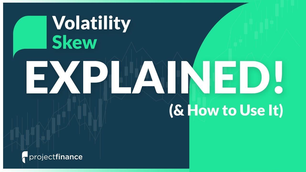 Volatility skew fx options