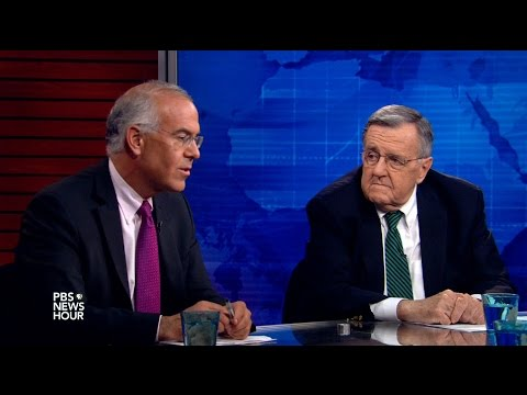Shields and Brooks on church shooting, Pope's environmentalism