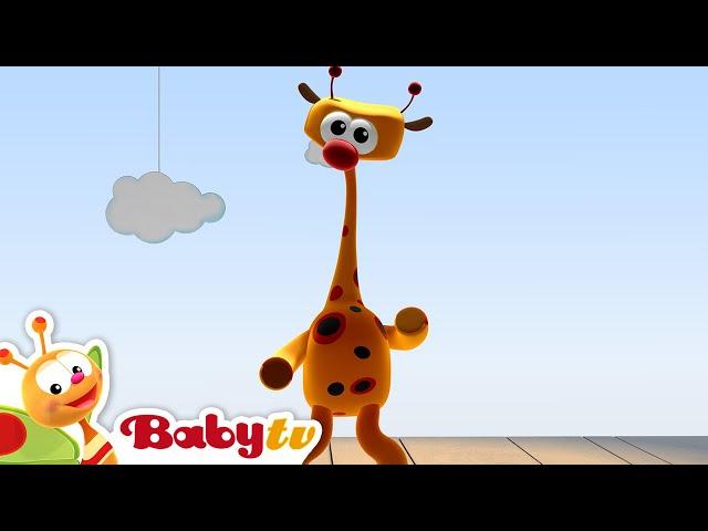 Breakdancende giraffe - BabyTV Nederlands