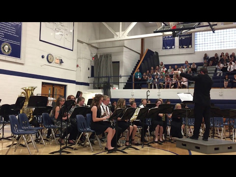 Ancient Voices - 6th grade Band