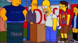 Los Simpsons en Hullabalooza (Lollapalooza)