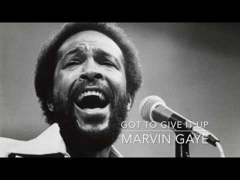 Marvin Gaye  Got To Give Up  Blurred Lines  Robin Thicke ft Pharrell Williams