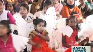 IQA - Dreamz WQC 2012 Kerala- News Report Amrita TV.FLV