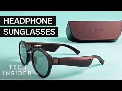 We Tried $200 Bose Headphone Sunglasses