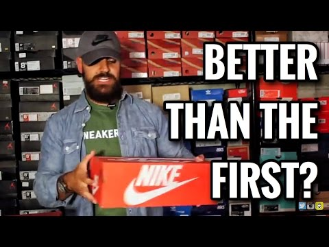 SNEAKER UNBOXING: Are These Better Than The First Ones?