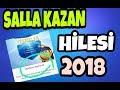 Turkcell Salla Kazan Hilesi !! Gerçek %100  2018 -(Açıklama Kısmına Bak)-
