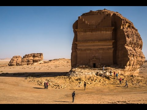 Forbbiden Pictures Revealed Saudi Arabia Mt. Sinai