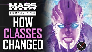 Mass Effect Legendary Edition Classes – The Evolution of Mass Effect