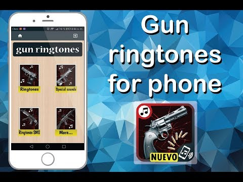 Gun ringtones for phone, weapons and gun sounds - Apps on