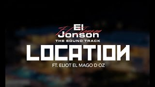 J ALVAREZ FEAT ELIOT EL MAGO D OZ - LOCATION (AUDIO COVER)