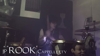 """Saliva - Click Click Boom (Drum Cover) by Jp """"Rook"""" Cappelletty / Shot by HOGUE