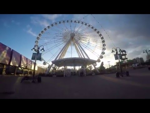 Niagara Falls, ON, Canada, Travel Vlog