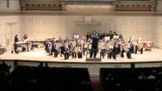 Marche Des Parachutistes Belges - 2011 NMRHS Wind Symphony