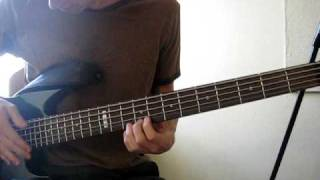 �������� ���� 28 Days Later theme all on solo bass (Aaron Opsahl) ������