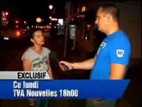 Criminalité Au Centre-ville De Gatineau