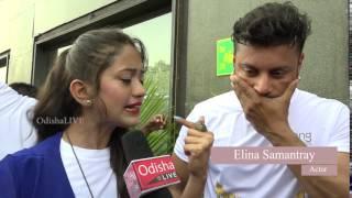 Elina Samantray- Dialogue Delivery of Abhay | OdishaLIVE
