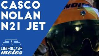 Casco Nolan N21 Jet