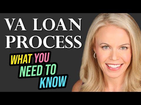 va-mortgage-loans---start-to-finish:-the-va-home-loan-process
