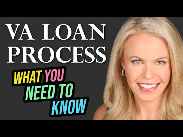 VA Mortgage Loans - Start to Finish: The VA Home Loan Process