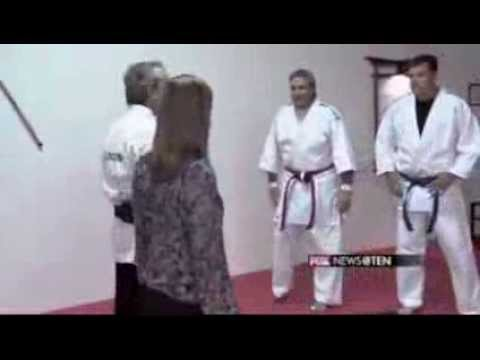 Richard London's Fox News Interview - Parkinson's and the Martial Arts