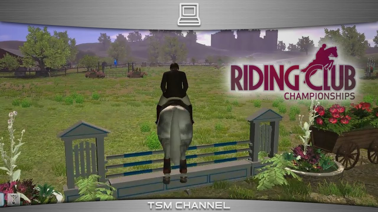 Riding Club Championships (part 3) (Horse Game) - YouTube