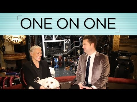 Broadway.com One on One: Glenn Close on Playing Norma Desmond Again in SUNSET BOULEVARD