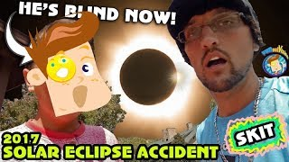 2017 SOLAR ECLIPSE! DO NOT TAKE OFF THE GLASSES! FUNnel V SKIT