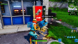 Epic games added FREE VENDING MACHINES in fortnite