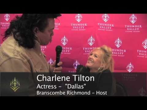 Charlene Tilton, Dallas Interview - Thunder Valley Casino Resort