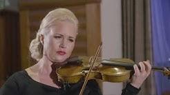 Sibelius Danse Champetre No.1, Op.106 violinist Elisa Jarvela