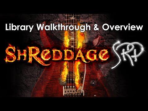 Shreddage 2 SRP: Virtual Metal Guitar for Kontakt (VST/AU/AAX)