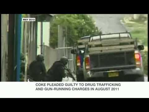 Jamaican drug lord handed maximum sentence