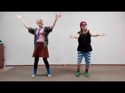 Arcidiecézní setkání mládeže 2019 - tanec