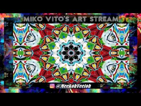 Miko Vito's Live Chill Out Art Stream w/Marconi Union-Weightless (UnOfficial 11:55:01 Long Version)