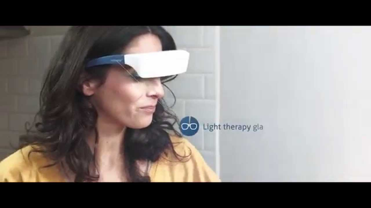 Light Therapy Glasses Luminette 2  Product Video