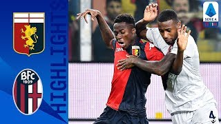 Genoa 0-0 Bologna | Frustration for both sides in Goalless Draw | Serie A