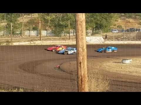 Southern Oregon Speedway 8-12-2017 Sport mod dash