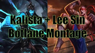 KaLeesta Botlane Montage [League of Legends]