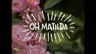Martin and James | Matilda | Lyric Video