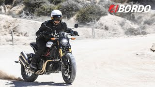 Indian FTR 1200 2019 | Prueba A Bordo completa