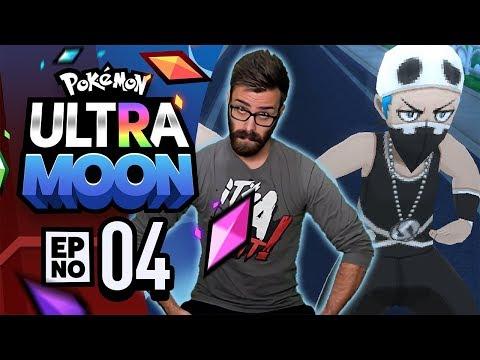 ENTER TEAM SKULL   Let's Play Pokemon Ultra Sun & Ultra Moon w/ ShadyPenguinn Pt04