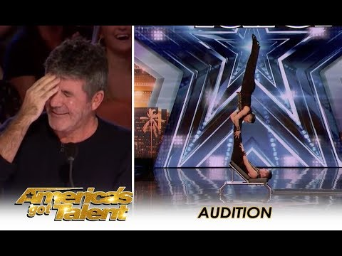 LEAK: Dangerous Acrobatic Act With a PAINFUL Ending! | Ameri